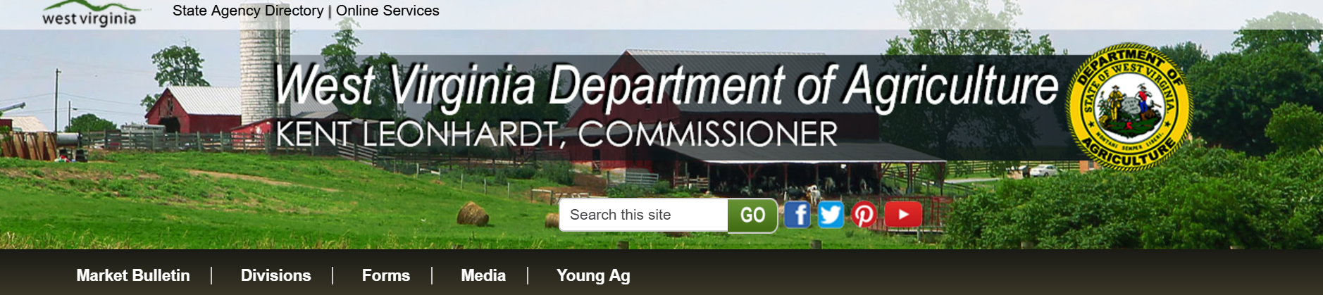 WV Department of Agriculture